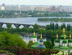Украину не согреет майским теплом