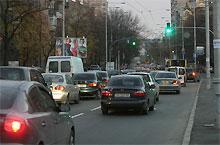 61 улица Киева в будущем может стать односторонней