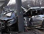 Виновником ДТП в Харькове оказался замдиректора автомобильной компании