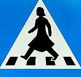 В Швеции  появятся женские дорожные знаки
