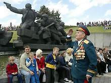 В Киеве ко Дню Победы пройдет марш ветеранов и военных оркестров