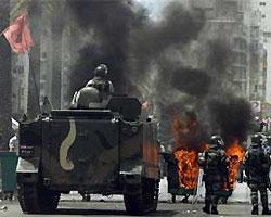 """В Бейруте произошли столкновения между сторонниками """"Хизбаллы"""" и правительства"""