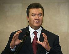 Янукович верит, что при премьерстве Путина непоколебимая дружба двух народов только укрепится