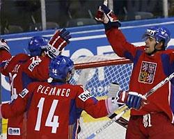 Сборная Белоруссии не смогла пробиться в 1/4 финала чемпионата мира по хоккею