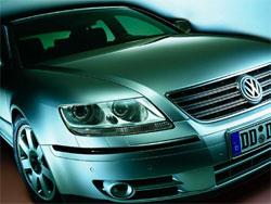 Дизельный Volkswagen Phaeton получит более мощный двигатель