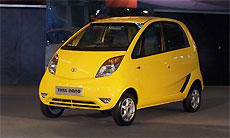 Производство Tata Nano под угрозой срыва