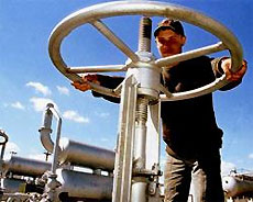 «Газ Украины» поручила перекрыть газ 21 должнику