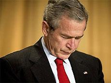 Джордж Буш обеднел за время президентства