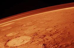 На Марсе нашли Антарктиду