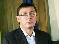 Луценко: Ющенко хочет, чтобы Киев стал Сталинградом для Тимошенко