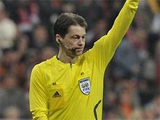 УЕФА назначил главного арбитра на финал Лиги чемпионов