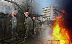 Взрыв на шахте в Донецкой области: один человек погиб, шесть пропали без вести