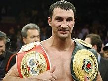 Владимир Кличко: Остались два титула, которые нужно завоевать