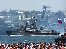 Украина отказала России в дальнейшем пребывании ЧФ РФ