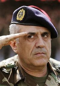 Ливан чествует нового президента