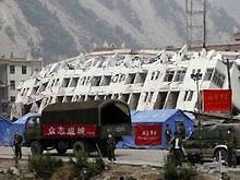 Новое землетрясение разрушило 70 тысяч домов в Китае