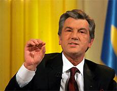 Ющенко отменил квотирование экспорта подсолнечного масла