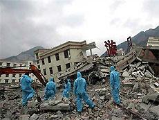 Из зоны возможного затопления эвакуируют 1,3 миллиона китайцев