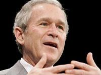 Саммит НАТО Буш начал с Украины