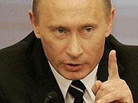 Путин обещает воспринимать появление на границах РФ мощного военного блока как угрозу безопасности