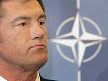 Ющенко отложил референдум по НАТО