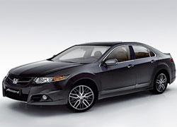 Новой Honda Accord добавили спортивности