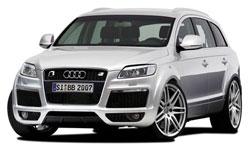 Объявлена стоимость обновленного внедорожника Audi Q7
