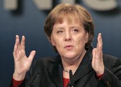А.Меркель отказалась от поездки на Олимпиаду