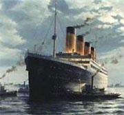 """""""Титаник"""" затонул не от столкновения с айсбергом"""