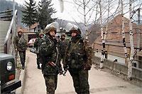 В Косово отправляются 80 украинских миротворцев