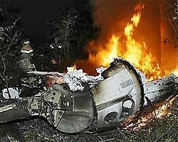 В авиакатастрофе под Гвинеей погибли два украинца