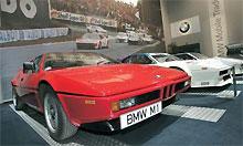 Автомобиль BMW M1 отпраздновал 30-летие