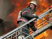 На месте пожара в киевской психбольнице найден труп