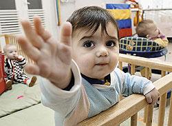 В Украине 2008-й объявлен годом поддержки сирот