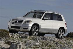 Mercedes представил новый внедорожник GLK