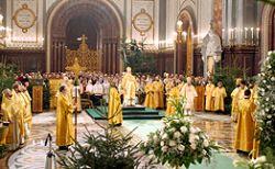 Православное Рождество: история праздника