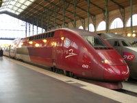 Во Франции запущен новый высокоскоростной поезд AGV