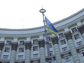 Кабмин одобрил законопроект о финансировании выборов