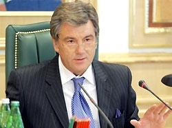 Ющенко возобновил работу Рады и назвал новую дату выборов