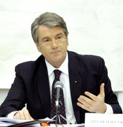 Ющенко дал добро на введение пошлины в 13% на ряд импортных товаров
