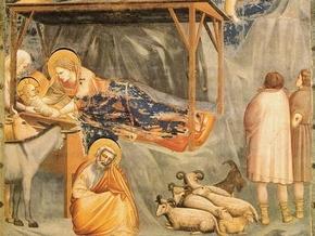 Христиане восточного обряда отмечают Рождество Христово