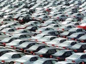 Экспорт немецких автомобилей сократился на 22 процента