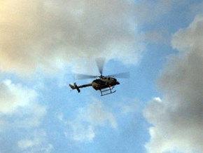 Авиакатастрофа в Донецкой области: погиб пилот вертолета