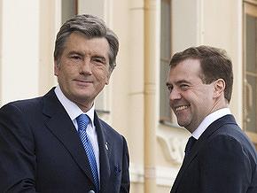 Крымский парламент просит Ющенко и Медведева решить газовый спор