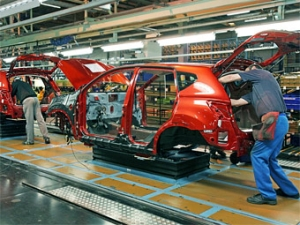 Nissan уволит 1200 сотрудников британского завода