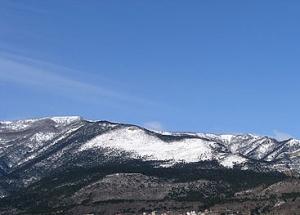 В горах Крыма сохраняется опасность схода снежных лавин