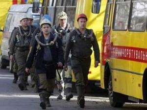 В запорожской шахте погиб горняк