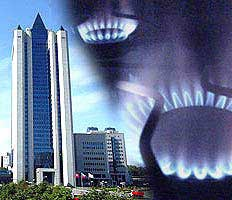 «Газпром» переведет Украину на 100%-ую предоплату в случае сбоев в платежах