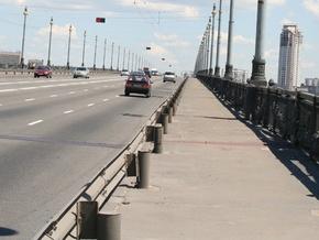 Завтра в Киеве живая цепь объединит два берега Днепра