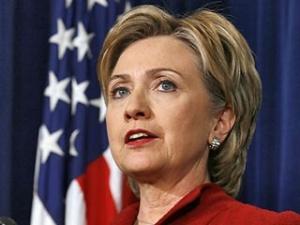 Госсекретарем США стала Хиллари Клинтон
